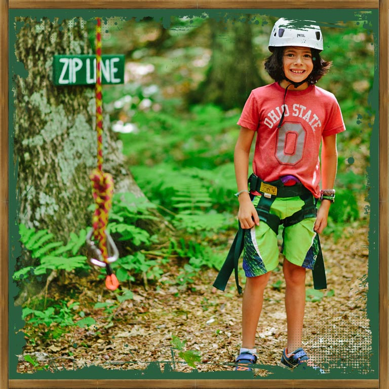 Camp Wekeela - Outdoor Adventure