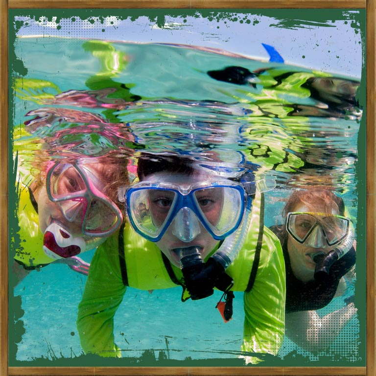 Camp Wekeela - Scuba Diving