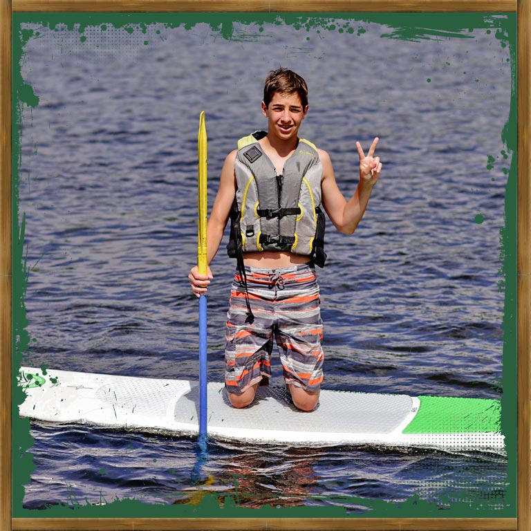 Camp Wekeela - Water Sports