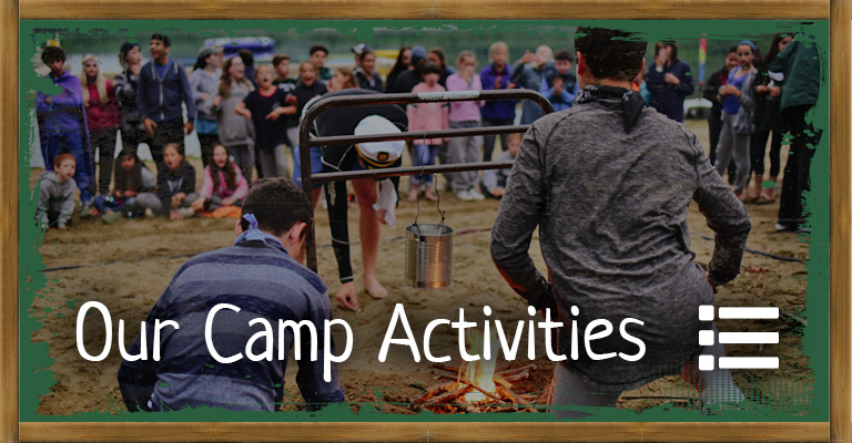 Camp Wekeela - Camp Activities